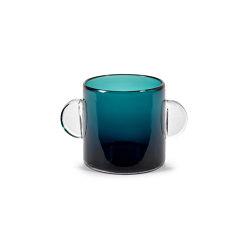Wind & Fire Vase Dark Blue | Vases | Serax