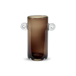 Wind & Fire Vase Dark Brown | Vases | Serax
