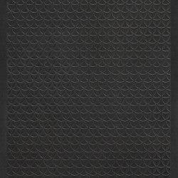 Metallique | Celtique Noir | Ceramic tiles | Kronos Ceramiche