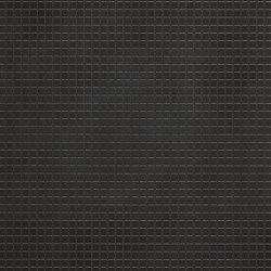 Metallique | Carre Noir | Ceramic tiles | Kronos Ceramiche