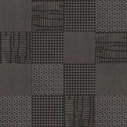 Metallique | Texture Mix Brune | Ceramic tiles | Kronos Ceramiche
