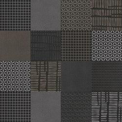 Metallique | Texture Mix Melange | Ceramic tiles | Kronos Ceramiche