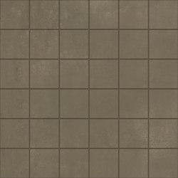 Metallique | Mosaic 30x30 Brune | Ceramic tiles | Kronos Ceramiche
