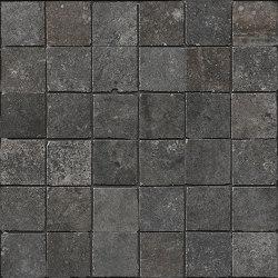 Le Reverse | Mosaic 30x30 Nuit | Piastrelle ceramica | Kronos Ceramiche