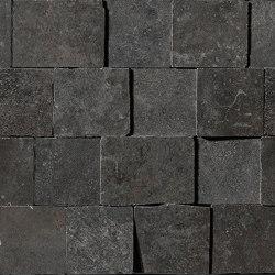 Le Reverse | Muro 3D Nuit | Ceramic tiles | Kronos Ceramiche