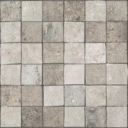 Le Reverse | Mosaic 30x30 Taupe | Ceramic tiles | Kronos Ceramiche