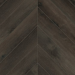 Les Bois | Chevron Mogano | Ceramic tiles | Kronos Ceramiche