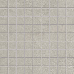 Prima Materia | Mosaic Mix Cemento | Ceramic tiles | Kronos Ceramiche