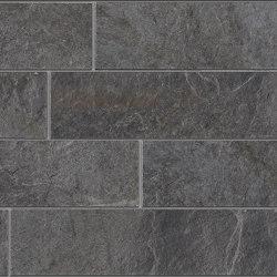 Rocks | Brick Silver Black | Ceramic tiles | Kronos Ceramiche