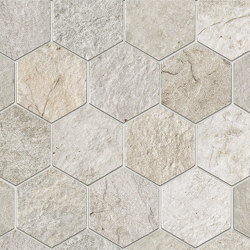 Rocks | Exa Mix Light | Carrelage céramique | Kronos Ceramiche