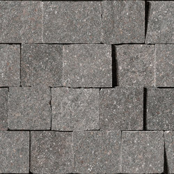 Rocks | Muro 3D Porfido | Ceramic tiles | Kronos Ceramiche