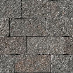Rocks | Mattone Porfido | Ceramic tiles | Kronos Ceramiche