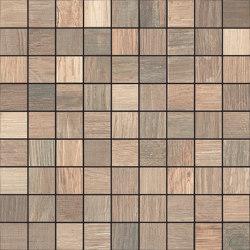 Woodside | Mosaic 3x3 Oak | Carrelage céramique | Kronos Ceramiche