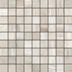 Woodside   Mosaic  3x3 Maple   Ceramic tiles   Kronos Ceramiche