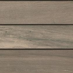 Woodside | Chalet Nut | Ceramic tiles | Kronos Ceramiche