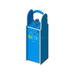 Fun Hand Sanitizer Stand | Infection prevention | Stern Engineering