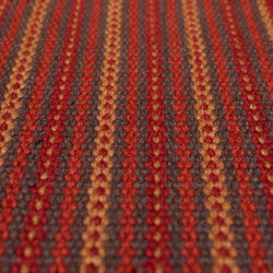 Ashington - Deep Red | Rugs | Bomat