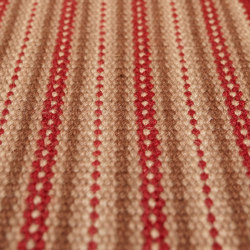 Ashington - Red | Rugs | Bomat