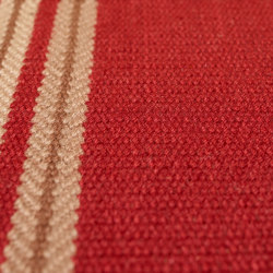 Brampton - Red | Rugs | Bomat