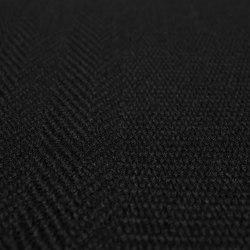 Clarence - Black | Rugs | Bomat