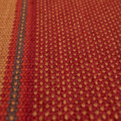Kendal - Deep Red | Rugs | Bomat