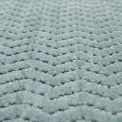 Ostend - Stormy Sea | Rugs | Bomat