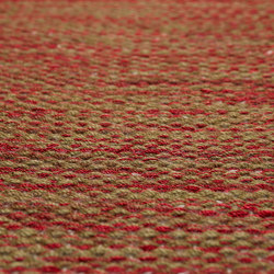 Russell - Brown Red | Rugs | Bomat