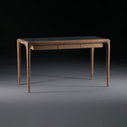 Latus leather desk | Desks | Artisan