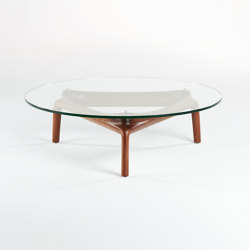 Pascal round coffee table | Tables basses | Artisan