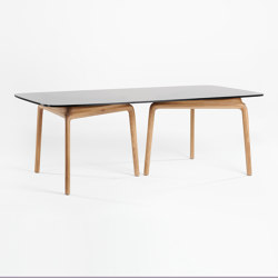 Pascal rectangular table | Mesas comedor | Artisan