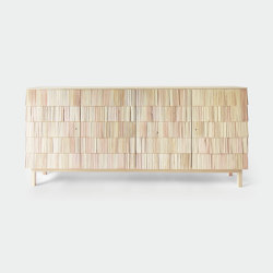 Spåna 192. Natural oiled pine | Buffets / Commodes | Ringvide Studio