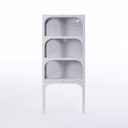 Valv ECO MDF. Optional colour   Display cabinets   Ringvide Studio