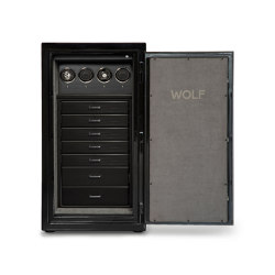 Atlas 4 Piece | Black | Valuables storage / safes | WOLF