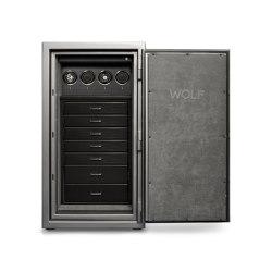 Atlas 4 Piece | Titanium | Valuables storage / safes | WOLF