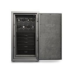 Atlas 8 Piece | Titanium | Valuables storage / safes | WOLF
