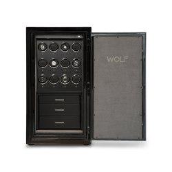 Atlas 12 Piece | Black | Coffres-forts | WOLF