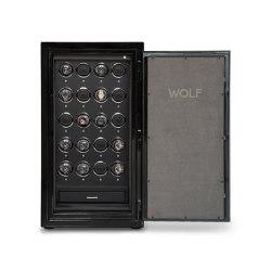 Atlas 20 Piece | Black | Cajas fuertes | WOLF