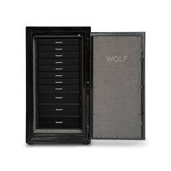 Atlas - Blank | Black | Valuables storage / safes | WOLF