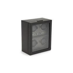 Axis 4 Piece Winder | Powder Coat | Storage boxes | WOLF