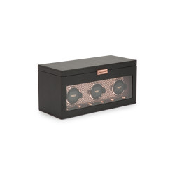 Axis Triple Winder with Storage | Copper | Storage boxes | WOLF