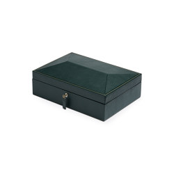 British Racing 8 PC Watch Box | Green | Storage boxes | WOLF