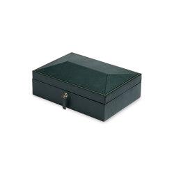 British Racing 10 PC Watch Box | Green | Storage boxes | WOLF