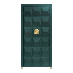Churchill 16 Piece Winder  | British Racing Green | Valuables storage / safes | WOLF