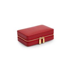 Palermo Zip Case | Red | Storage boxes | WOLF