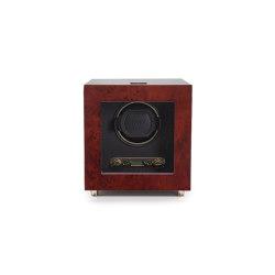 Savoy Single Winder | Burlwood | Storage boxes | WOLF