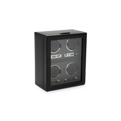 Viceroy 4 Piece Winder | Black | Storage boxes | WOLF