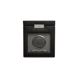 Viceroy Single Winder with Storage | Black | Storage boxes | WOLF