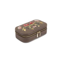 Zoe Travel Zip Case | Mink | Storage boxes | WOLF
