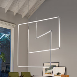 Linescapes System | Suspended lights | Nemo