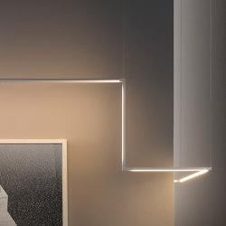Linescapes System Corner | Suspended lights | Nemo